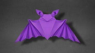 Origami: Bat