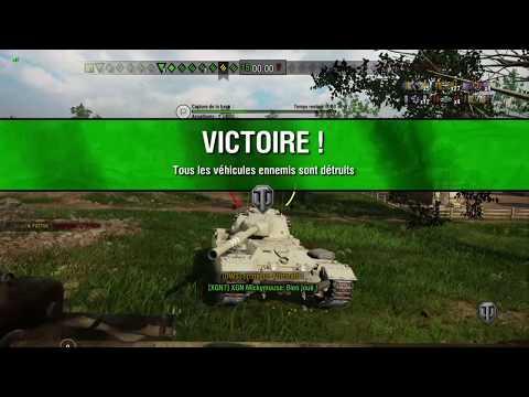 World of Tanks Xbox Fv215b gameplay