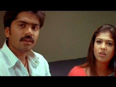Vallabha Movie || Nayanatara & Simbhu's Friends Hilarious Comedy Scene video