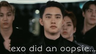 EXO: when spoilers go too far