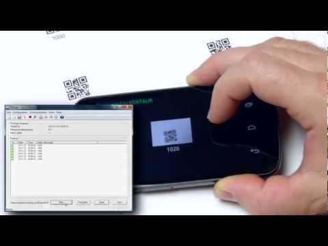 Android Bluetooth Barcodescanner für PC oder Mac