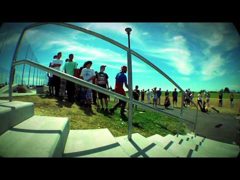 Emerica in Seattle: 35th North skate shop demo