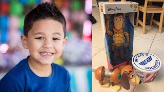 Disney Staff Give Lost Toy Fun Adventure Before Returning It To 4-Year-Old Boy