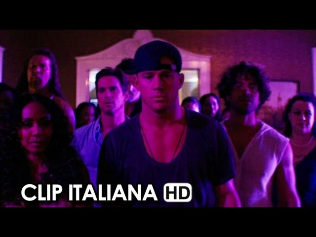Magic Mike XXL Clip 'Club Dance' (2015) - Channing Tatum [HD]