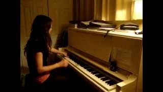 Raining Blood by Slayer - Ariane Racicot (piano cover)
