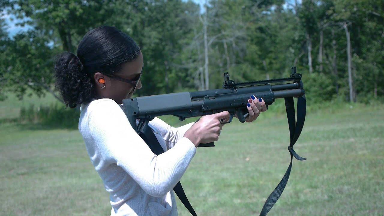 Kel-tec Ksg 12 Gauge Shotgun Ksg 12 Gauge Shotgun With