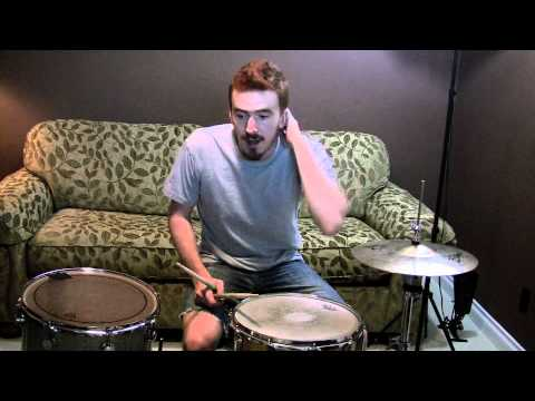 Zach Hill licks - YouTube