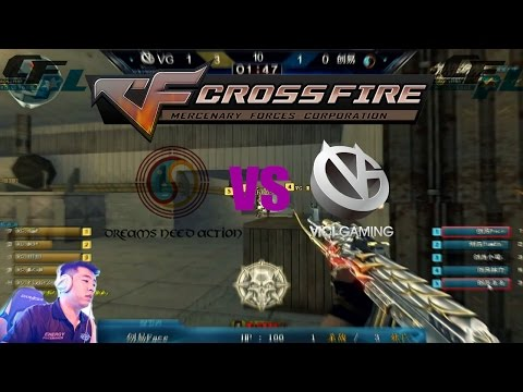 CFPL S8 VG vs DreamNeedAction, Port [Crossfire]