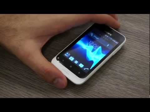 Sony Xperia Tipo Unboxing And Hands On Review - iGyaan hd