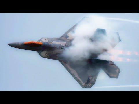 F-22 Raptor Лучший в мире истребитель / Конкурентов нет