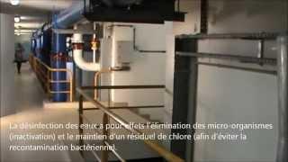 Sortie à la station de traitement des eaux potables (ONEP - TAHLA) HD