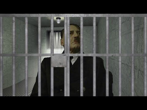 Hitler goes to prison