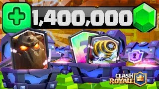 Clash Royale EPIC PACK OPENING 1