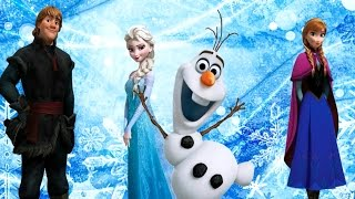 Disney Frozen Finger Family Collection Disney Frozen Finger Family Songs Nursery Rhymes youtube