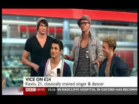 BBC news - Live a capella by VICE