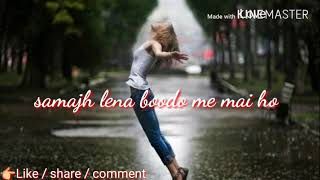 download lagu Main Rahoon Ya Na Rahoon ❤  Female Version gratis