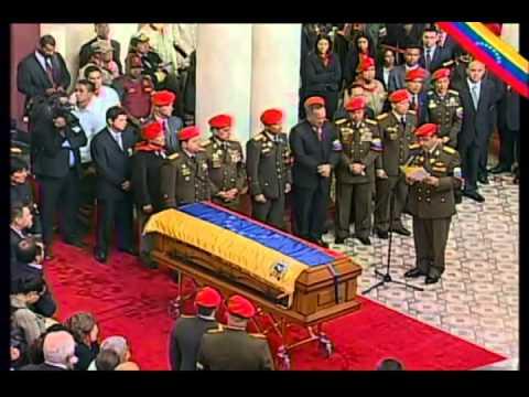Sepelio del Comandante Chávez parte 10: Reflexiones de las Cartas de Yare arreglado