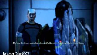 Mass Effect 2- Both kaidan and Ashley are alive on Horizon ???