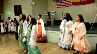 Tigrai Women Association of Seattle - 5-3-2014