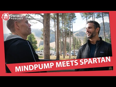 Mind Pump meets Spartan Up - a conversation with Sal DiStefano