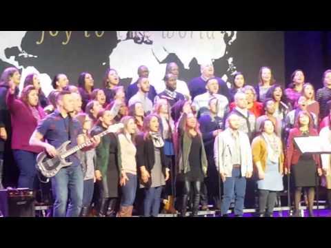 He Reigns ... Chicago Tabernacle choir .
