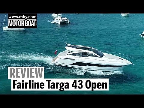 Fairline Targa 43 Open | Review | Motor Boat & Yachting