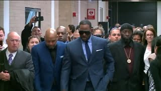 R. Kelly due back in court for hearing on sex-abuse case