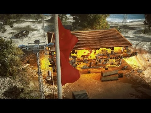 Only In Battlefield 4: C4 House Party
