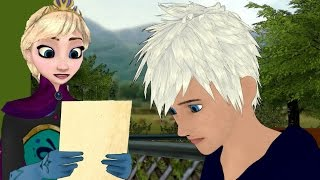 Jack & Elsa Break-Up?? - Elsa & Anna of Arendelle Episode 47 - Frozen Princess Parody