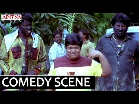 Telugu Movie Chintakayala Ravi Comedy Scenes – Barath And Sunil Comedy