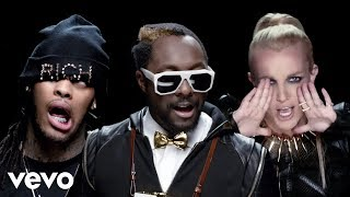 Клип Will.I.Am - Scream & Shout (remix)