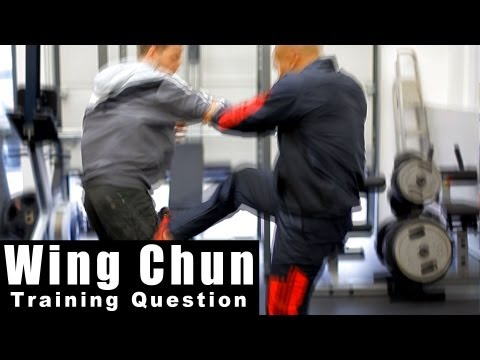 wing chun techniques - How effective is the triple kick? Q15 Image 1
