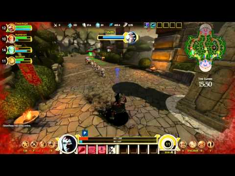 Smite Beta - Hel Gameplay