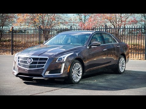 2014 Cadillac CTS AWD 2.0T Luxury - WINDING ROAD Walkaround