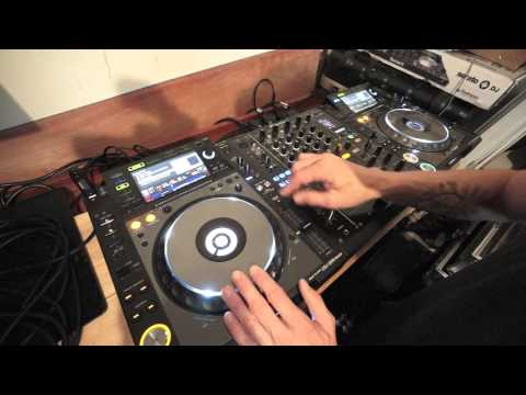 BIGINNER DJ LESSON ON GETTING GOOD AT BEAT MATCHING BY ELLASKINS DJ TUTOR