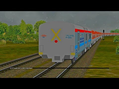 Train Moving Without Engine   Major fault & Accident   Indian Railways
