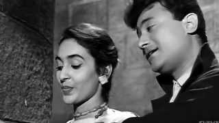 Dil Ka Bhanwar   Dev Anand   Nutan   Tere Ghar Ke Samne   Old Hindi Songs   S D  Burman