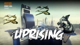 Nuevo Mapa Vertigo - Doble enjambre - Nuevo DLC Uprising - Black Ops 2
