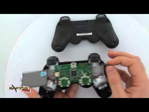 Raptorfire Playstation 3 controller Clip-On Mod Chip - CUSTOMIZE RAPIDFIRE