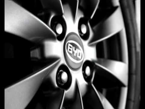 BYD G3, промо