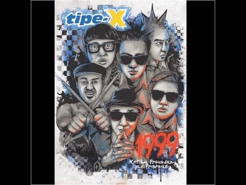 Tipe X THE BEST ALBUM 2017