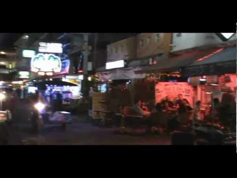 pattaya pno soi Lk Metro in the night