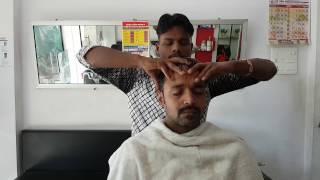 Master Cracker Head massage intense Episode #04