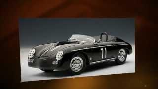 Porsche 356 Speedster Steve Mcqueen Autoart 77866 - 1:18