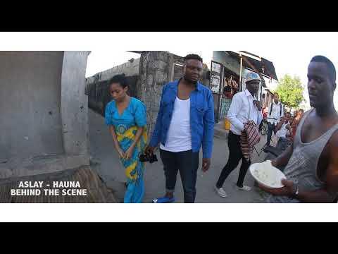 Aslay - Hauna Behind The Scene Part 1 thumbnail