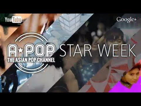 [A-Pop Star Week] Hangout with your favorite Asian Pop Star!