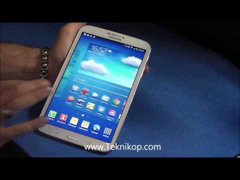 Galaxy Tab 3 8 pulgadas Review