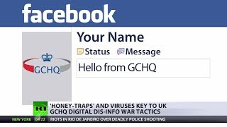 Sex Virus & Computer Hack: GCHQ (spy) arsenal revealed  2/12/14