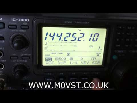 2 meters great conditions - M0VST - [HD] part 2