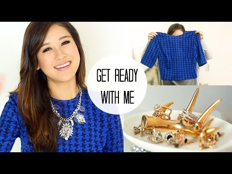 Get Ready with Me: Fashion Week #jcpStyle